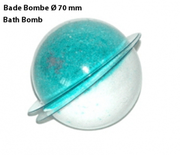 Bath Bomb Mold 70 mm